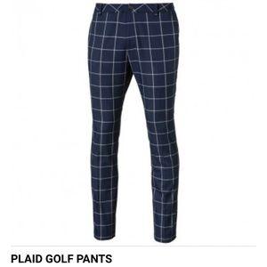 Mens Puma Golf Pants